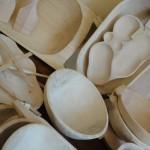 Drewniane naczynia